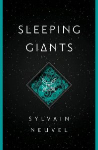 Book cover: Sleeping Giants